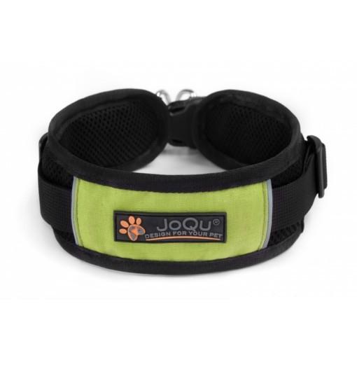 JoQu Extreme Collar - obroża dla dużych psów (zielona)