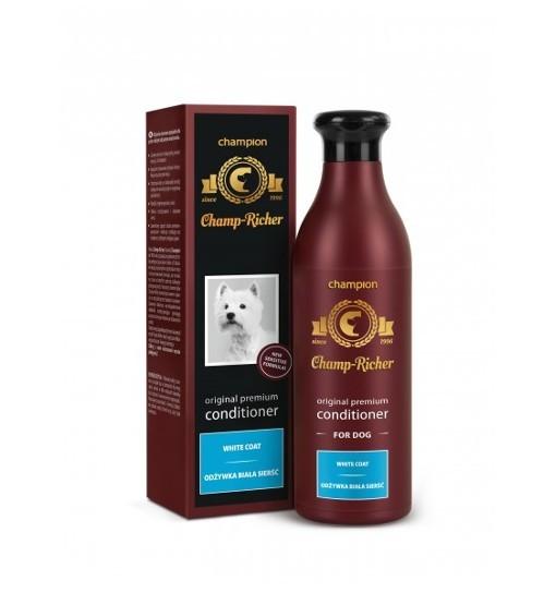 CHAMP-RICHER - odżywka do białej sierści 250 ml
