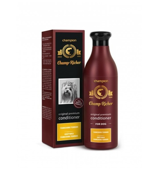 CHAMP-RICHER - odżywka Yorkshire Terrier 250 ml