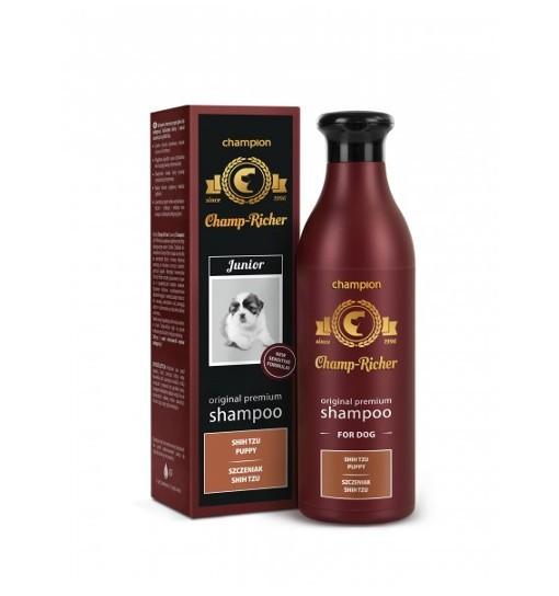 CHAMP-RICHER - szampon dla szczeniąt rasy Shih Tzu 250 ml