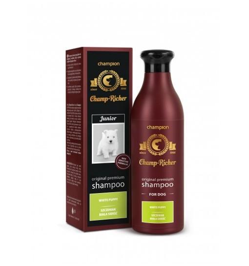 CHAMP-RICHER - szampon dla szczeniąt z białą sierścią 250 ml