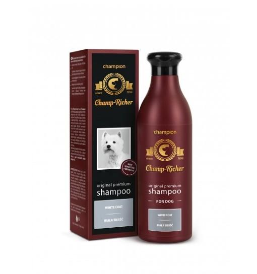 CHAMP-RICHER - szampon do białej sierści 250 ml