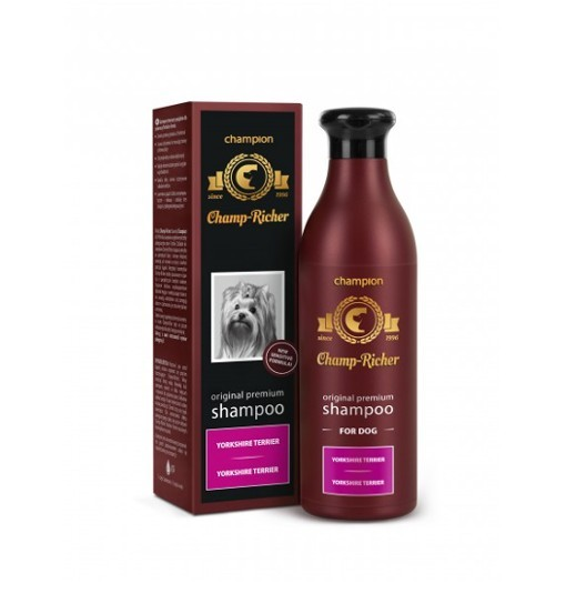 CHAMP-RICHER - szampon Yorkshire Terrier 250 ml
