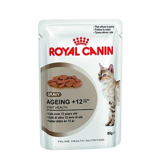 Royal Canin Ageing +12 kot (sos) 85g