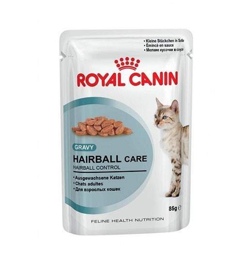 Royal Canin Hairball kot (sos) 85g