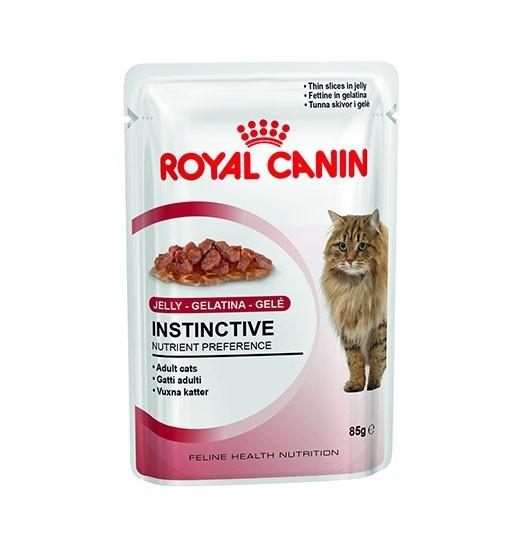 Royal Canin Instinctive (galaretka) 85g