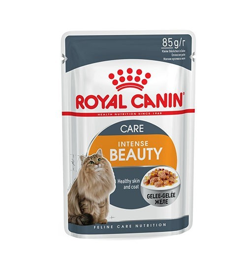 Royal Canin Intense Beauty (galaretka) 85g