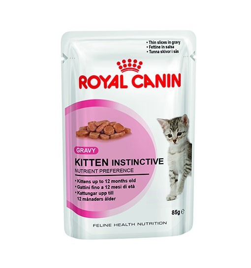 Royal Canin Kitten Instinctive (sos) 85g
