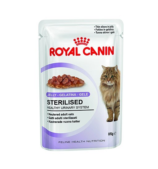 Royal Canin Sterilised (galaretka) 85g