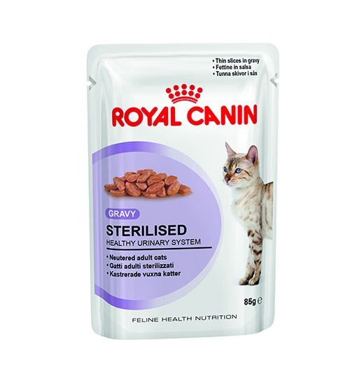 Royal Canin Sterilised (sos) 85g
