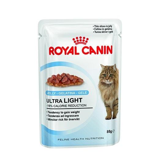 Royal Canin Ultra Light (galaretka) 85g