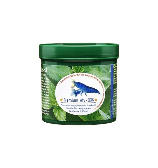 Naturefood Premium Aty XXS – pokarm dla krewetek filtrujących