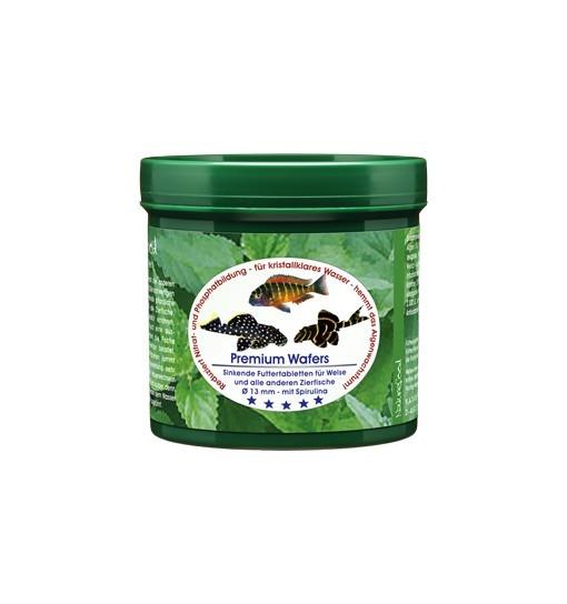 Premium Wafers - pokarm uzupełniający dla roślinożerców i ryb zeskrobujących glony z podłoża