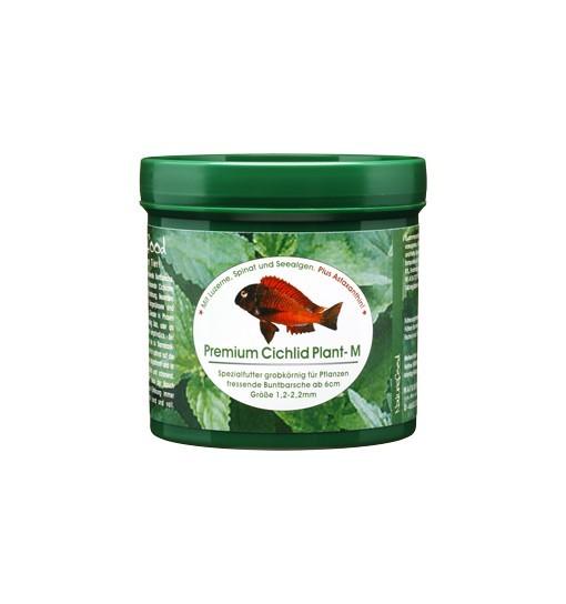 Premium Cichlid Plant M – pokarm dla wszystkich roślinożernych pielęgnic