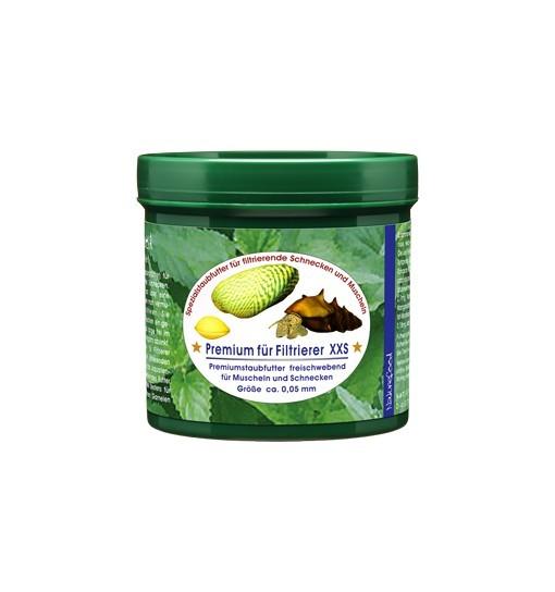 Premium fur Filtrierer – uzupełniający pokarm dla ślimaków, małż i innych filtrujących org. wodnych