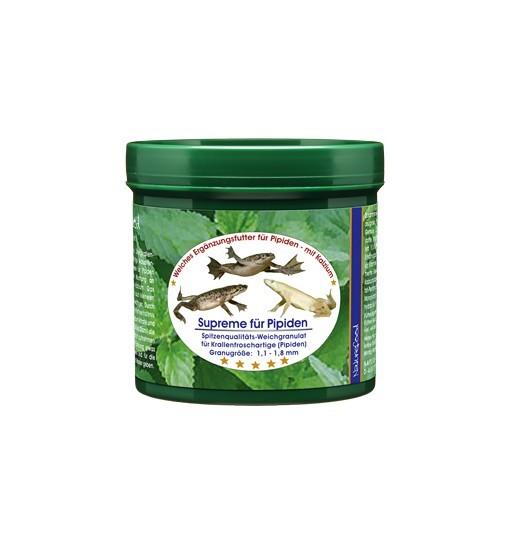 Supreme fur Pipiden - miękki pokarm dla żab z rodziny Pipidae