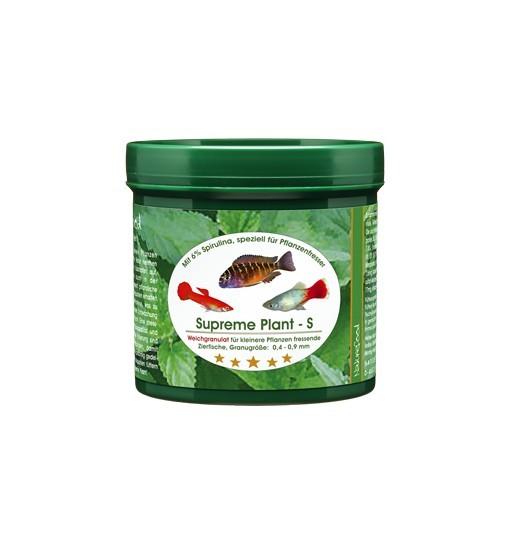 Supreme plants (soft granules) S - miękki pokarm dla roślinożerców i ryb zeskrobujących glony z podłoża