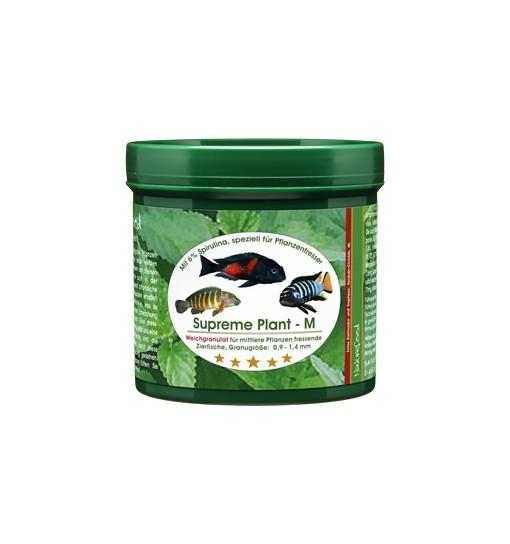 Supreme plant (soft granules) M - miękki pokarm dla roślinożerców i ryb zeskrobujących glony z podłoża