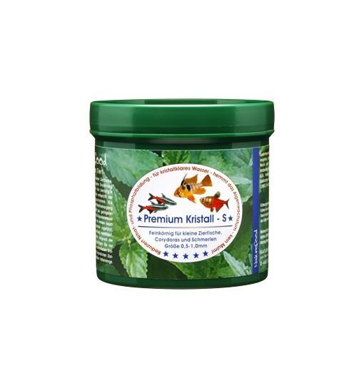Naturefood Premium Kristall S - pokarm wybarwiający dla ryb wszystkożernych
