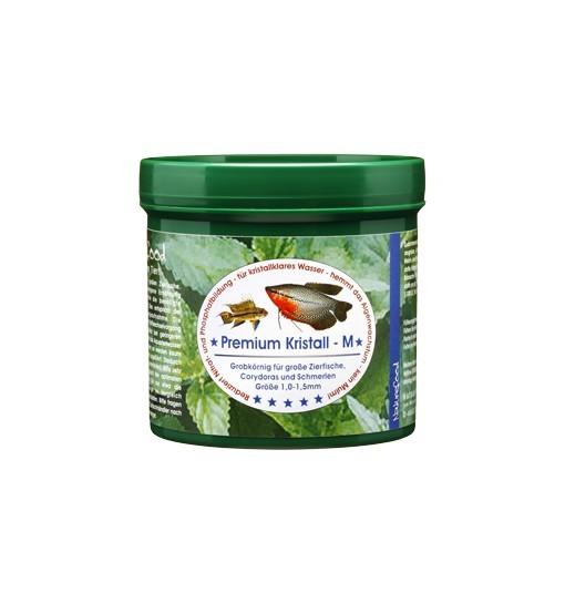 Premiun Kristall M - pokarm wybarwiający dla ryb wszystkożernych