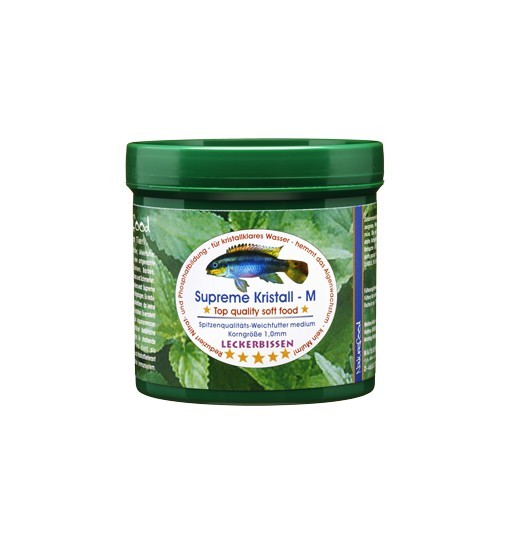 Naturefood Supreme Kristall M - pokarm dla wszystkich ryb ozdobnych