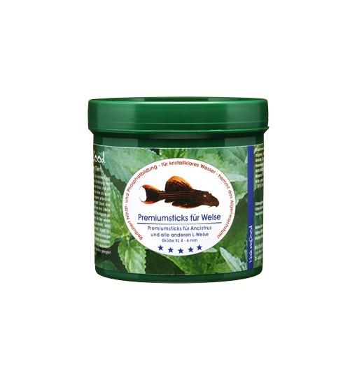 Naturefood Premium Sticks fur Welse - dla wszystkich zbrojników