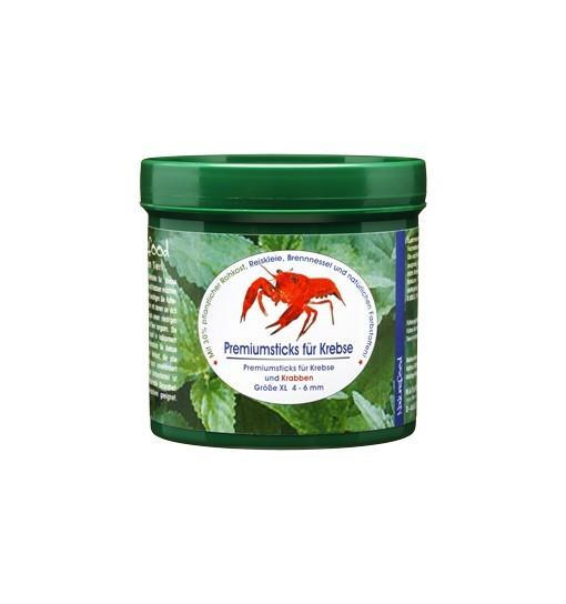 Premium Sticks fur Krebse und Krabben - pokarm dla większych raków i krabów