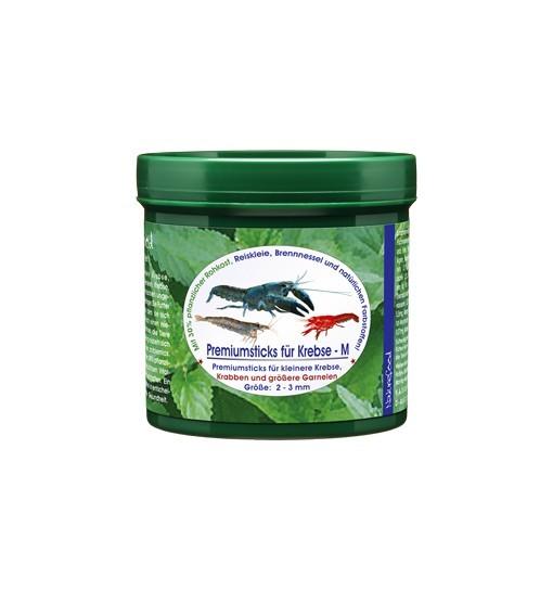 Premium Sticks fur Krebse und Krabben M - pokarm dla krabów, raków i większych krewetek