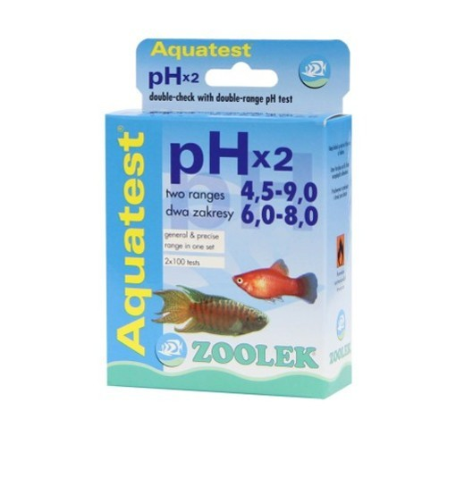 Zoolek Test pH x2