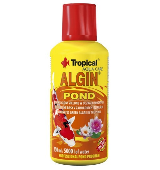 Tropical Algin Pond 250 ml