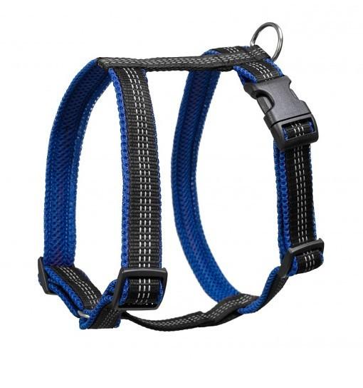Guard Reflex – szelki antyucieczkowe (niebiesko-czarne)