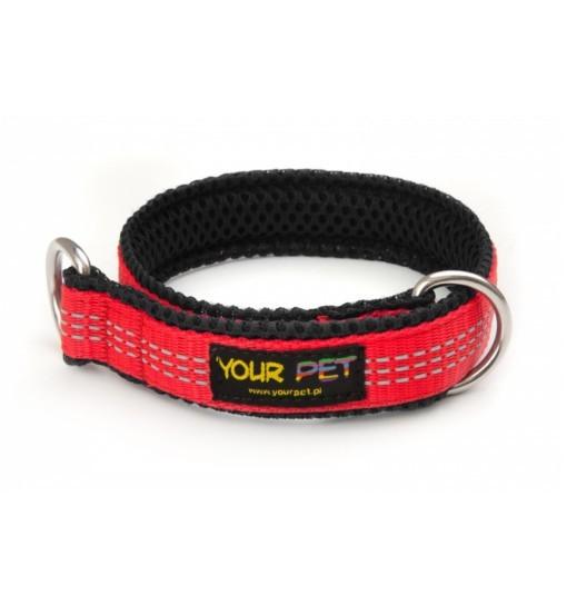 Your Pet Vice Reflex – obroża zaciskowa (czerwono-czarna)