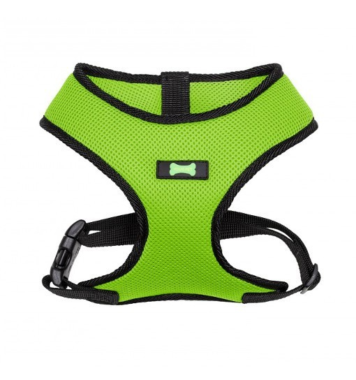 Textile Comfort – szelki bezuciskowe (zielono-czarne)
