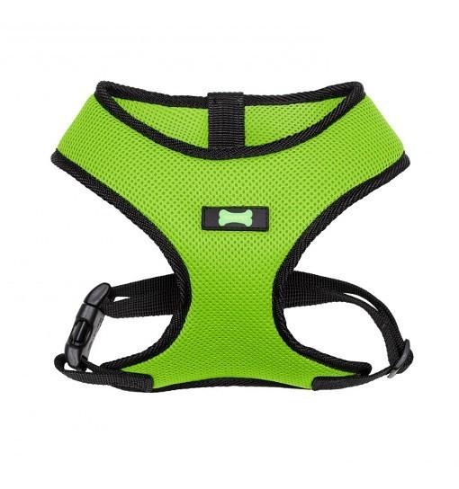 Your Pet Textile Comfort – szelki bezuciskowe (zielono-czarne)