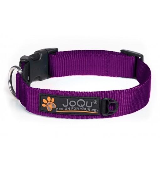 JoQu Classic Collar - klasyczna fioletowa obroża