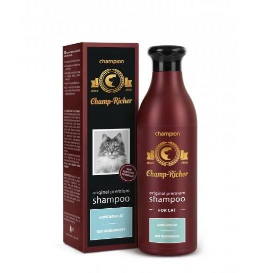 CHAMP-RICHER - szampon dla kotów długowłosych 250 ml