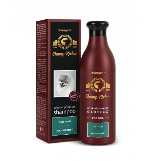 CHAMP-RICHER - szampon do sierści puszystej 250 ml