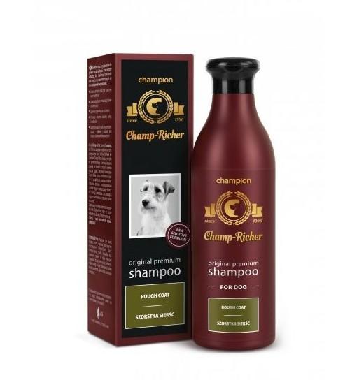 CHAMP-RICHER - szampon do sierści szorstkiej 250 ml