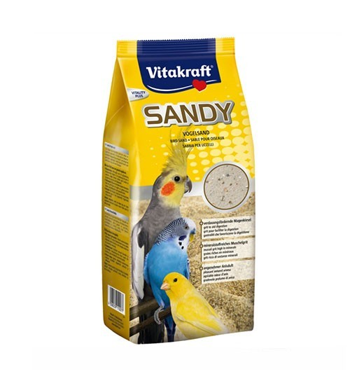 Vitakraft Sandy Piasek dla ptaków 2,5kg