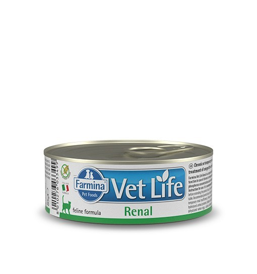 Vet Life Natural Diet Cat Renal 85g