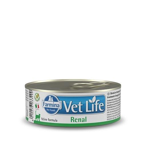 Vet Life Natural Diet Cat Renal 85g