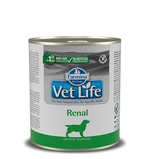 Farmina Vet Life Natural Diet Dog Renal 300g