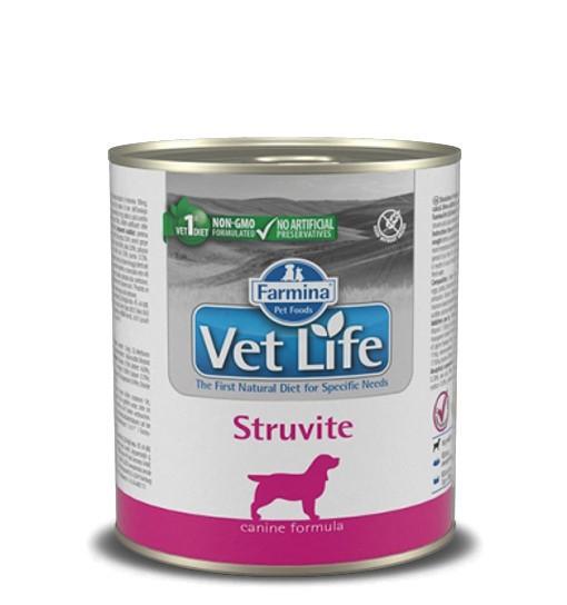 Farmina Vet Life Natural Diet Dog Struvite 300g