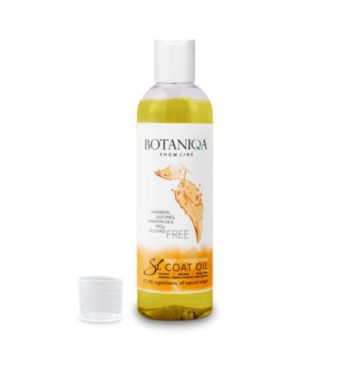 Botaniqa Deep Conditioning Coat Oil - odżywczy olejek do pielęgnacji szaty 250ml