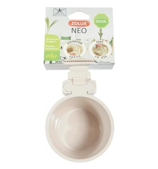 Zolux Plastikowy karmnik NEO