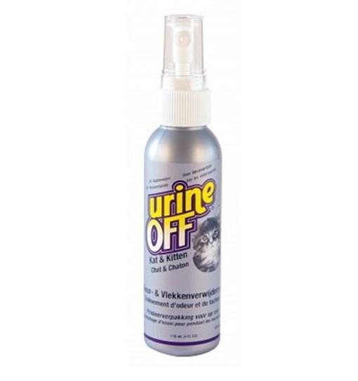Urine Off koty i kocięta 118ml - usuwa plamy moczu