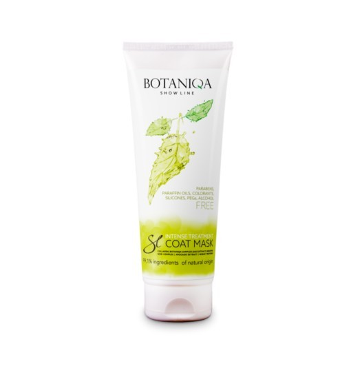 Botaniqa Intense Treatment Coat Mask - maska kolagenowo-keratynowa 250ml
