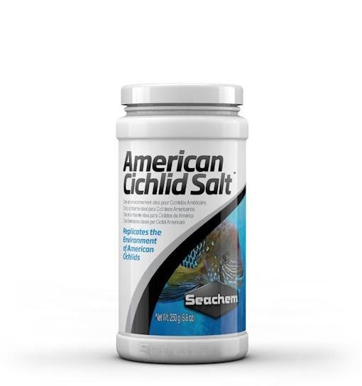 Seachem American Cichlid Salt 250 g
