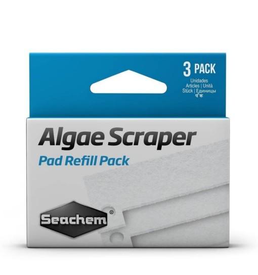 Algae Scraper - zestaw wymiennych końcówek materiałowych /3szt/