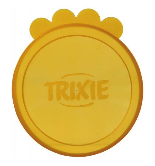 Trixie Pokrywki do puszek 10,5cm /2szt/